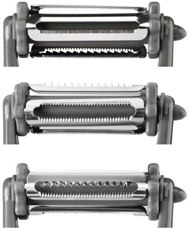 Нож для чистки Galicja Practico Multifunctional Peeler