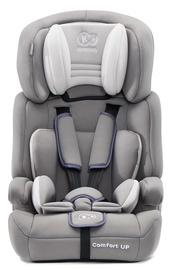 Mašīnas sēdeklis KinderKraft Comfort Up Grey, 9 - 36 kg