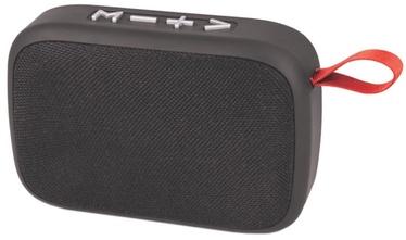 Bezvadu skaļrunis Forever BS-140, melna, 3 W