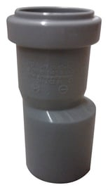 Wavin Pipe Adapter Grey 40/50mm