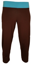 Bars Womens Trousers Brown/Blue 139 XL