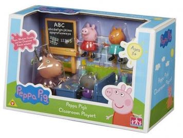 Фигурка-игрушка Peppa Pig Peppas Pigs Classroom Playset 05033