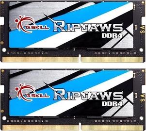 Оперативная память (RAM) G.SKILL RipJaws F4-2666C18D-16GRS DDR4 (SO-DIMM) 16 GB