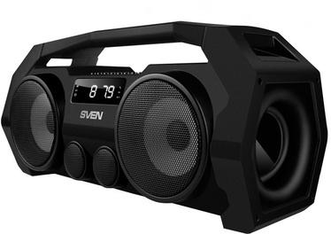 Bezvadu skaļrunis Sven PS-465 Black, 18 W