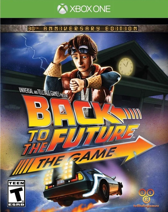 Back to the Future: The Game - 30th Anniversary Edition Xbox One