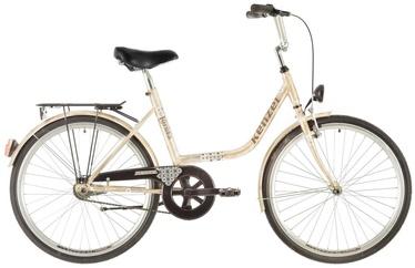 """Велосипед Kenzel Loreta, песочный, 18"""", 24″"""