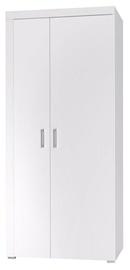 Skapis Cama Meble Samba White, 90x55x203 cm