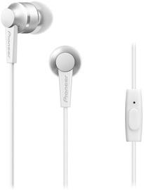 Наушники Pioneer SE-C3T in-ear, белый