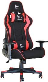 Игровое кресло Gembird Scorpion Black/Red
