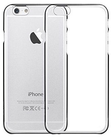Mocco Ultra Back Case For Apple iPhone 6/6s Transparent