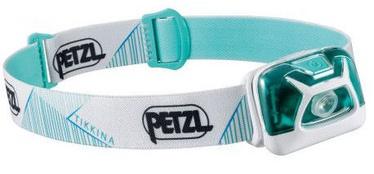 Galvas lukturis Petzl Tikkina Hybrid White/Green