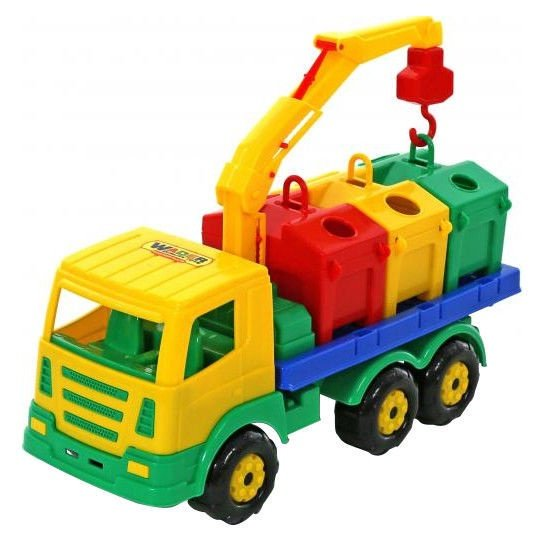 Wader SuperTruck Garbage Truck 44181