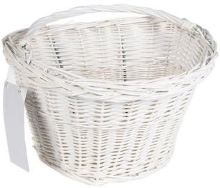 Good Bike Bicycle Basket White