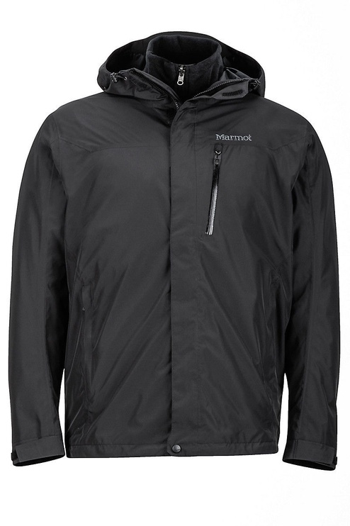 Marmot Mens Ramble Component Jacket Black M