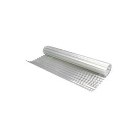 Brianza Plastica Polyester Roofing Panel Transparent 18/76 2.5x20m