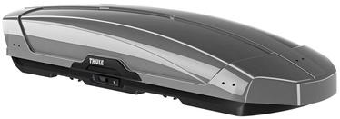 Автомобильный багажник на крышу Thule Motion XT XXL Titan Glossy