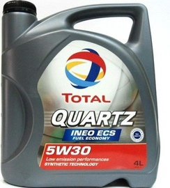 Total Quartz Ineo ECS 5W30 Synthetic Oil 4L