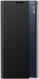 Hurtel New Sleep Bookcase For Xiaomi Redmi Note 9 Pro Black