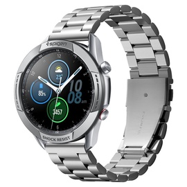 Piederumi Spigen Chrono Shield for Samsung Galaxy Watch 3 45mm, sudraba