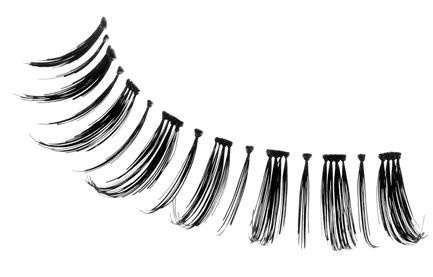 Depend Artificial Eyelashes Leah