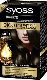 Syoss Oleo Intense Permanent Oil Color 2 10 Black Brown