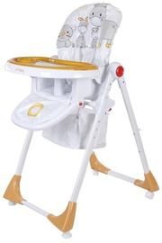 SunBaby Comfort Lux High Chair B03.004.1.7 Orange
