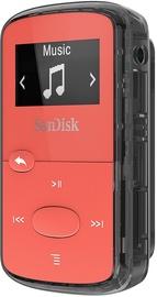 Музыкальный проигрыватель Sandisk Clip Jam Red, 8 ГБ