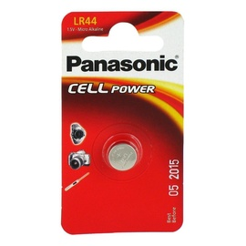 Panasonic LR44 Micro Alkaline Battery x 6