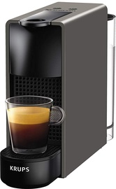 Kapsulas kafijas automāts Krups Nespresso Essenza Mini XN110B Grey