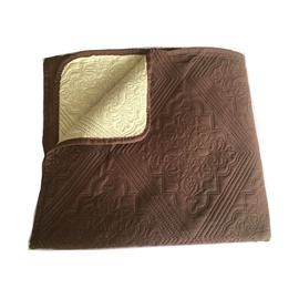 Okko Pillow Cover 40x40cm Brown