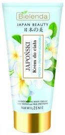 Bielenda Japan Beauty Japanese Body Cream 200ml Monoi & Silk Proteins