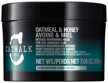 Маска для волос Tigi Catwalk Oatmeal & Honey Nourishing Mask, 200 г