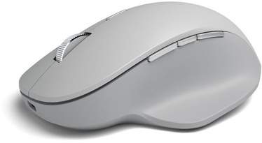 Datorpele Microsoft Surface Precision Commercial Light Grey, bezvadu, optiskā