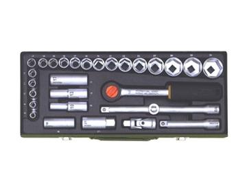 Komplekts Proxxon Socket Set 23040 1/2 29pcs