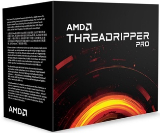 Процессор Ryzen Threadripper Pro 3995WX, 3.2ГГц, TR4, 256МБ