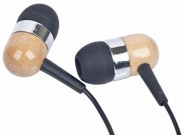 Austiņas Gembird MP3-EP08 Brown