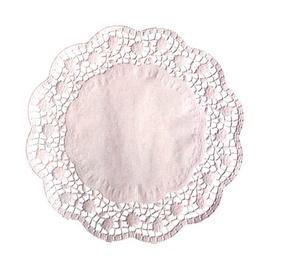 Papīra salvetes Pap Star Cake Doilies 6pcs
