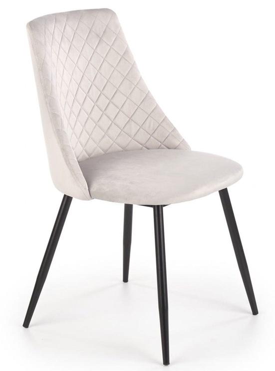 Ēdamistabas krēsls Halmar K405 Grey, 1 gab.