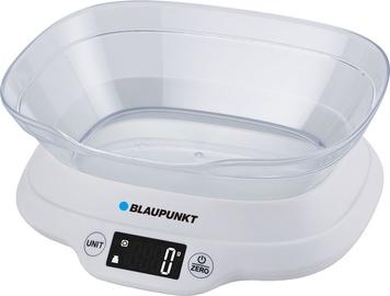 Электронные кухонные весы Blaupunkt FKS501, белый