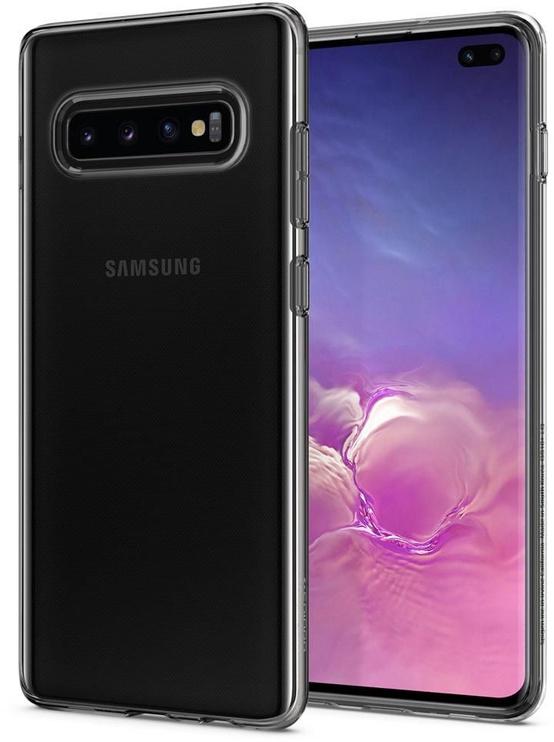 Spigen Liquid Crystal Back Case For Samsung Galaxy S10 Plus Transparent