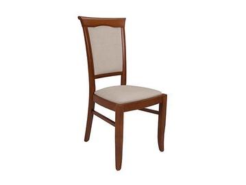Ēdamistabas krēsls Black Red White Kent Beige/Chestnut
