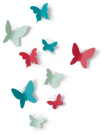 Umbra Mariposa Butterflies Multi 9pcs