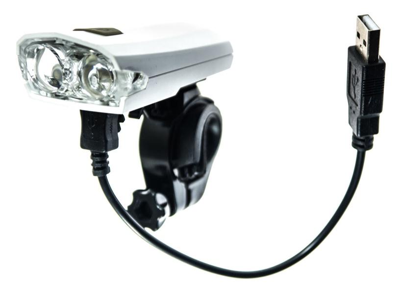 Bottari Good Bike USB Front Light White 94319W