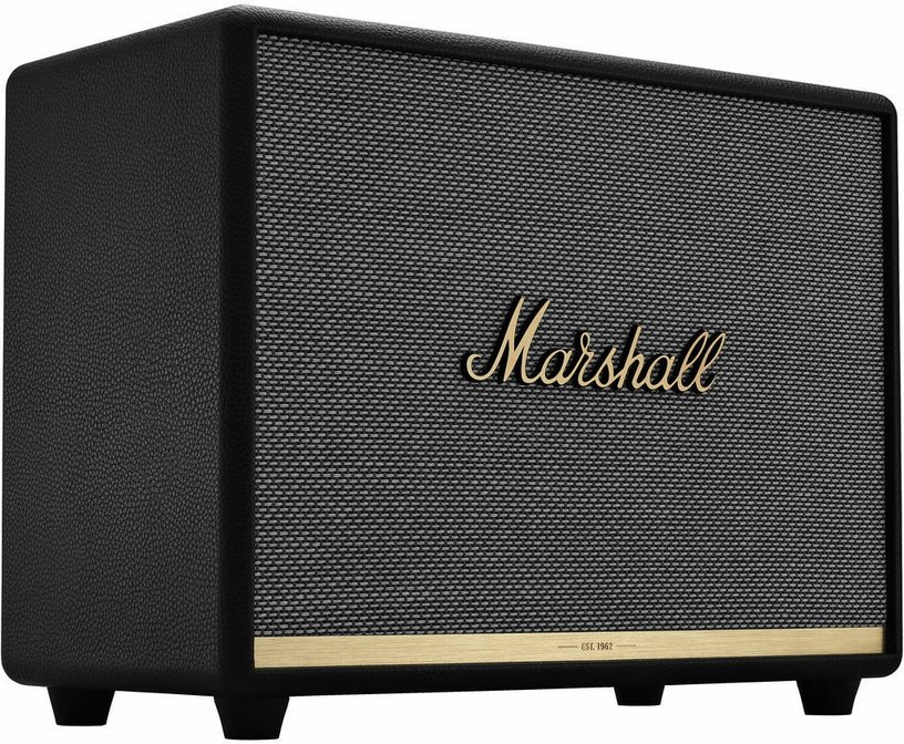 Marshall Woburn II Bluetooth Speaker Black