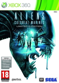 Aliens: Colonial Marines Limited Edition Xbox 360