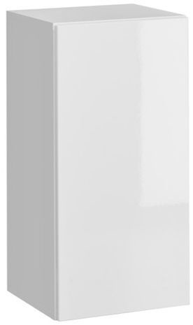 ASM Blox SW25 Cupboard Hanging Cabinet White