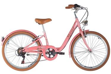 Bērnu velosipēds Kenzel Bella Royal 20'' Pink