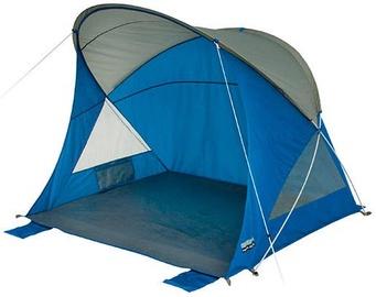Divvietīga telts High Peak Sevilla 10129, zila/pelēka