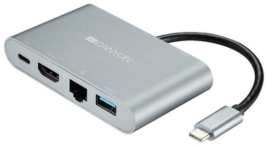 Canyon 5-in-1 Multiport Docking Station