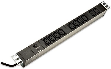 Digitus Power Strip Rack 10 Outlet 2m